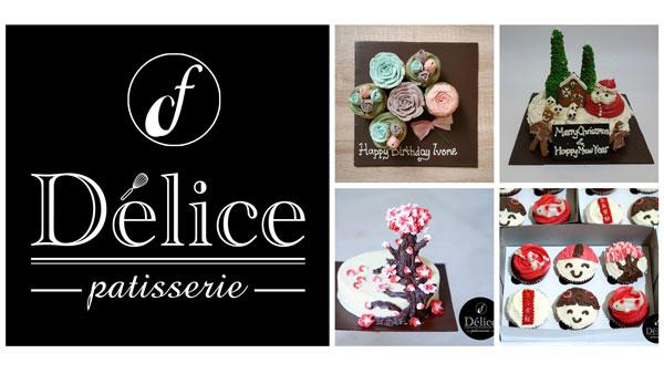 Delice Patisserie, Jual Kue Ulang Tahun dan Cupcake Surabaya.