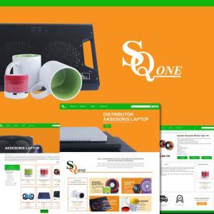 SQ One, Importir Aksesoris Komputer dan Pabrik Mug Surabaya