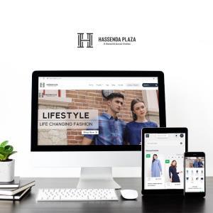 Hassenda Plaza, E-Retail dan Grosir Online Fashion