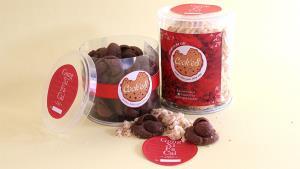Cookies Coklat Choco Crunch Enak