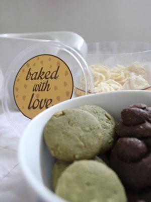 Cookies Lebaran Dan Cookies Ulang Tahun