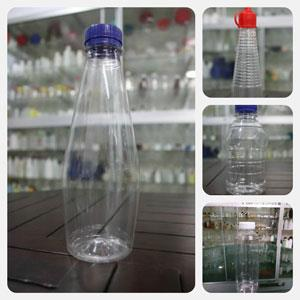 Botol Kecap Dan Botol Air Mineral