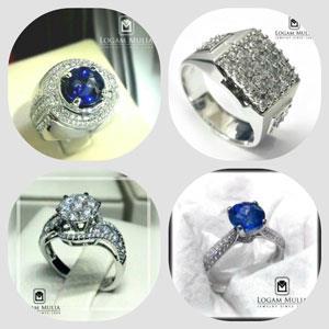 Perhiasan Berlian Pria Dan Wanita