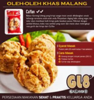 Frozen Food Bakso Restoran Gl8