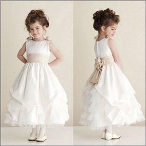Baju Pesta Anak Perempuan Baby M