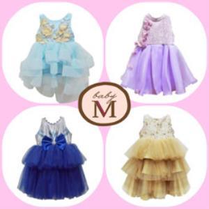 Model Gaun Pesta Anak Terkini