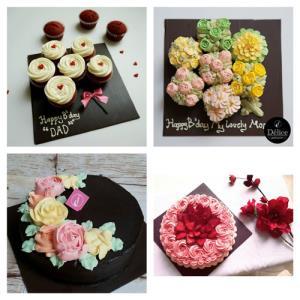 Jenis Cake Dan Kue Ulang Tahun