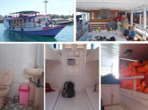Komodo Boat Trip Menyediakan Kapal Boat