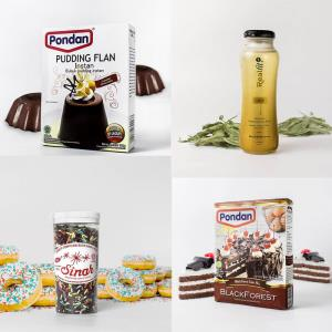 Ragam Bahan Makanan Produk Makanan Dan Minuman Dari Wsl