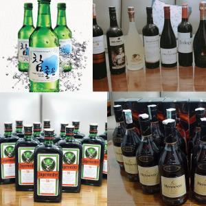 Pilihan Minuman Alkohol Lockbar Malang